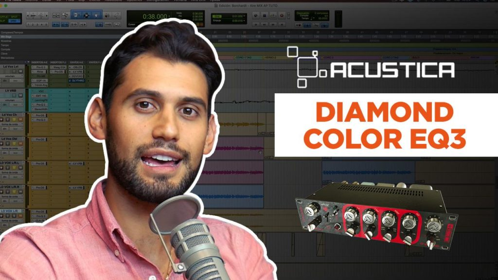 acustica diamond color eq 3